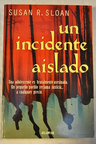 9789500819800: Un Incidente Aislado