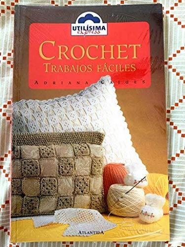 9789500819831: Crochet.Trabajos fáciles