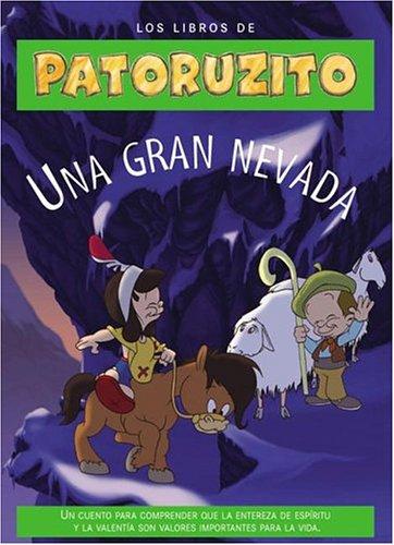 9789500829533: Una Gran Nevada. Libros Patoruzito