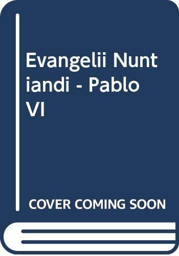 9789500911917: Evangelii Nuntiandi - Pablo VI (Spanish Edition)