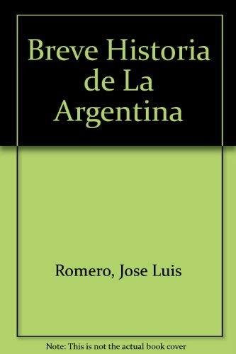 9789501000726: Breve Historia de La Argentina (Spanish Edition)