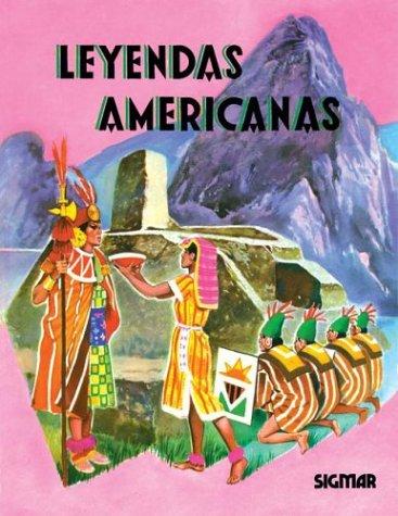 Leyendas Americanas/American Legends (Spanish Edition): Paulina Martinez