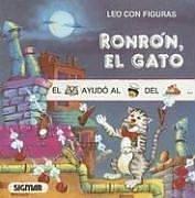9789501108392: RONRON EL GATO (Coleccion Leo Con Figuras) (Spanish Edition)