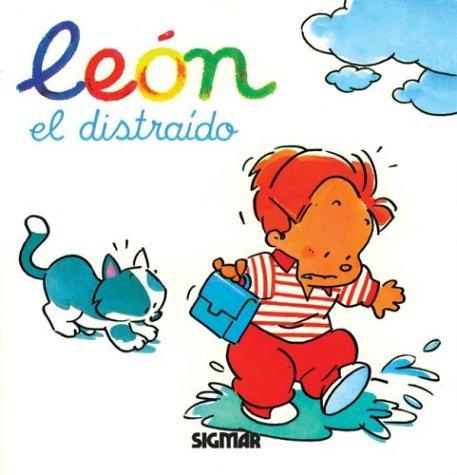 9789501108804: Leon El Distraido/leon The Distracted (MI AMIGO LEON) (Spanish Edition)