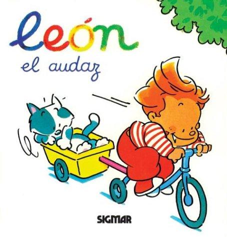 9789501108811: Leon El Audaz/leon The Messenger (MI AMIGO LEON) (Spanish Edition)