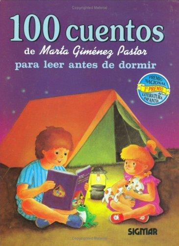 9789501109276: 100 CUENTOS DE MARTA GIMENEZ PASTOR (Cien Cuentos) (Spanish Edition)