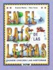 9789501110296: En el pais de las letras/In The Country Of Letters: Donde Crecen las Historias/Where Stories Grow
