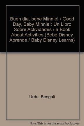 9789501111095: Buen dia, bebe Minnie! / Good Day, Baby Minnie!: Un Libro Sobre Actividades / a Book About Activities (Bebe Disney Aprende / Baby Disney Learns) (Spanish Edition)