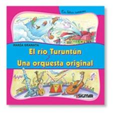 Rio turuntun y una orquesta original /: Granata, Maria