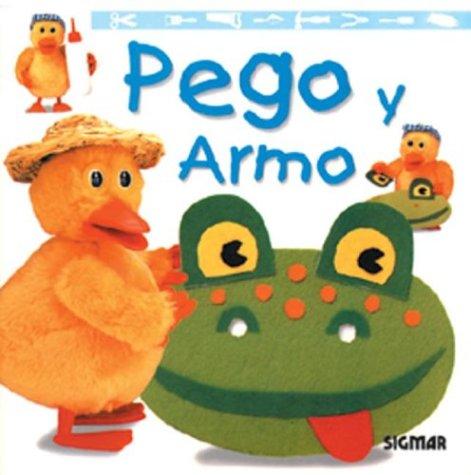 9789501113044: PEGO Y ARMO (PEQUENOS ARTESANOS) (Spanish Edition)