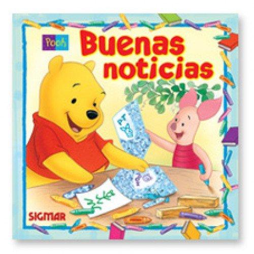 9789501115208: Buenas noticias / Good news: Winnie Pooh (Brillitos Pooh) (Spanish Edition)