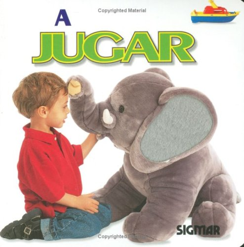9789501115260: A jugar / Play Time (Caricias / Touch and Feel)
