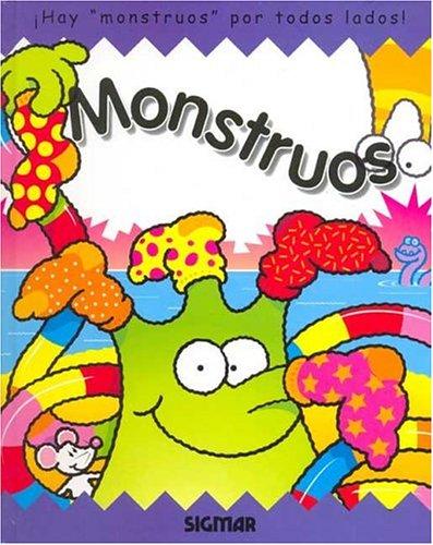 9789501115918: Monstruos (TREBOL)