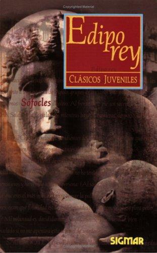 9789501116922: Edipo Rey/ King Edipo (Clasicos Juveniles)
