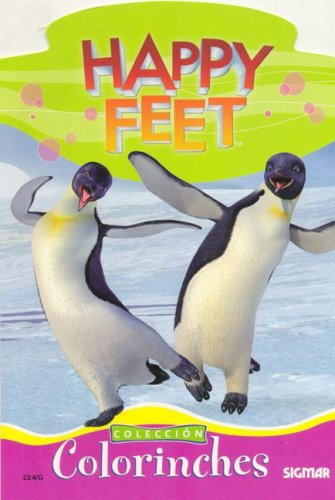 Happy Feet G224 (Colorinches) (Spanish Edition) (9501121046) by Warner