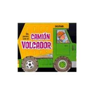 9789501123173: VOLCADOR (Rueditas/ Little Wheels) (Spanish Edition)