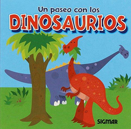 Un paseo con los dinosaurios / A Walk with Dinosaurs (Texturas / Textures) (Spanish ...