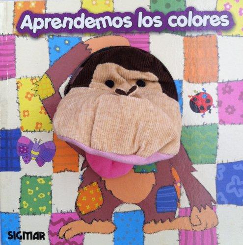 Aprendemos los colores / Learn Colors (Monigotes: Adriana Blanco