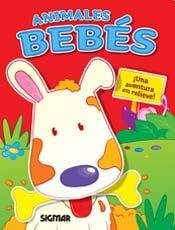 9789501128376: Animales bebes / Baby animals (Abanico) (Spanish Edition)