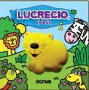 9789501128888: Lucrecio el leon / Lucrecio the lion (Chiflidos / Whistles) (Spanish Edition)