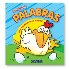 9789501131130: Aprendo palabras / Learning words (Spanish Edition)