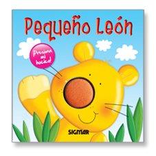 9789501131260: Pequeno leon/Little Lion (Nariz Tapiz/Noisy Nose)