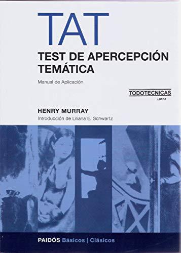 9789501213010: TEST DE APERCEPCION TEMATICA - TAT (Spanish Edition)