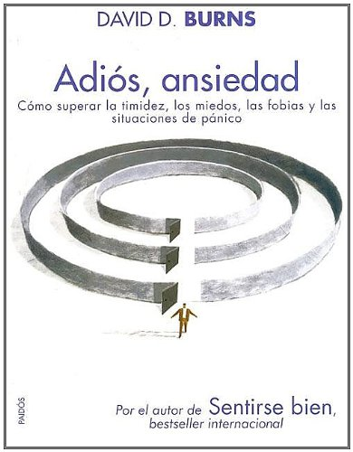 9789501226362: Adios, Ansiedad (Spanish Edition)