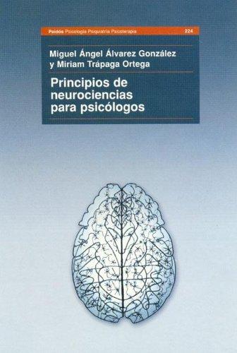 9789501234640: Principio de neurociencias para psicologos