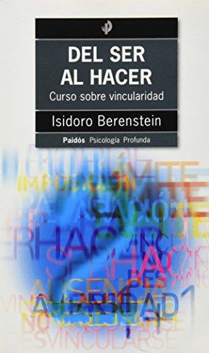 9789501242591: Del Ser Al Hacer