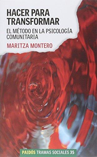 9789501245356: Hacer Para Transformar (Spanish Edition)