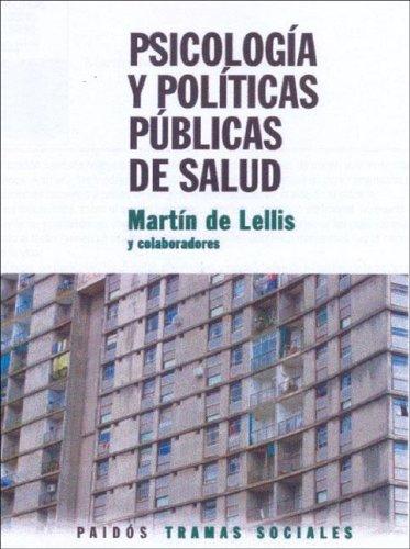 9789501245387: Psicologia y Politicas Publicas de Salud (Spanish Edition)