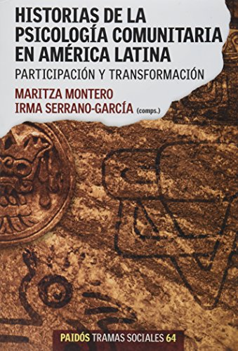 Historias de la psicología comu: Montero, Maritza