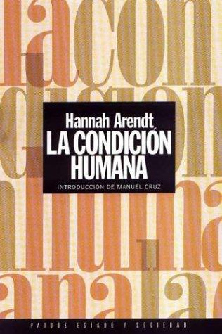 9789501254143: La Condicion Humana (Spanish Edition)