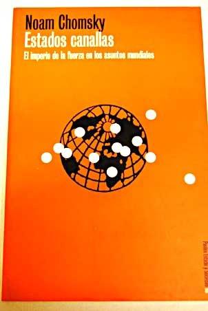 9789501254938: Estados Canallas (Spanish Edition)