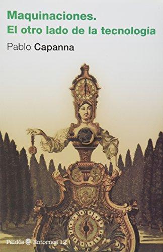 MAQUINACIONES (Spanish Edition): Capanna, Pablo