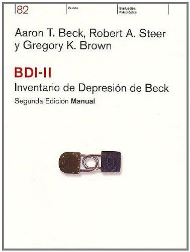 9789501260823: Inventario de Depresion de Beck (Spanish Edition)