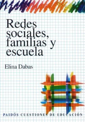 9789501261233: Redes Sociales, Familias y Escuela (Spanish Edition)
