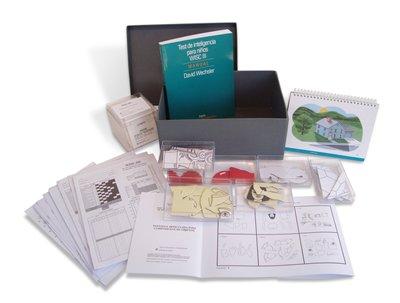 9789501263664: Test De Inteligencia Para Ninos Wisc III (Equipo, Manual, Caja De Materiales)