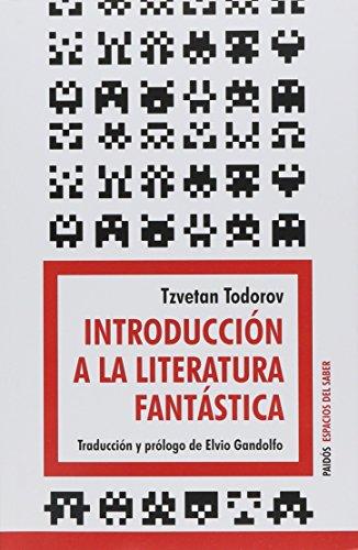 Introduccion a la Literatura Fantastica (Spanish Edition): Todorov, Tzvetan