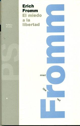 9789501266085: El Miedo a la Libertad