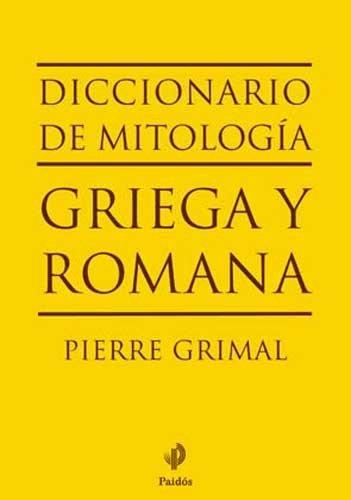 9789501273021: Diccionario de Mitologia Griega y Romana