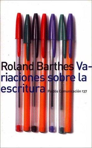 9789501275384: Variaciones Sobre La Escritura (Spanish Edition)