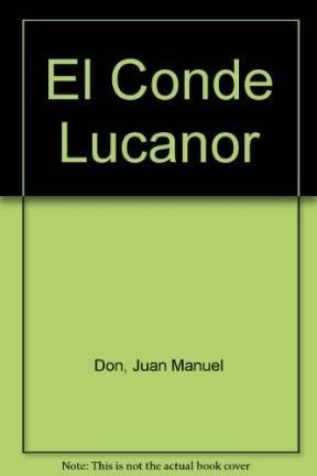 9789501322026: El Conde Lucanor