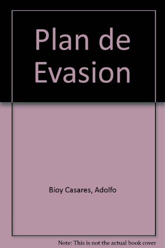 9789501322439: Plan de Evasion (Spanish Edition)