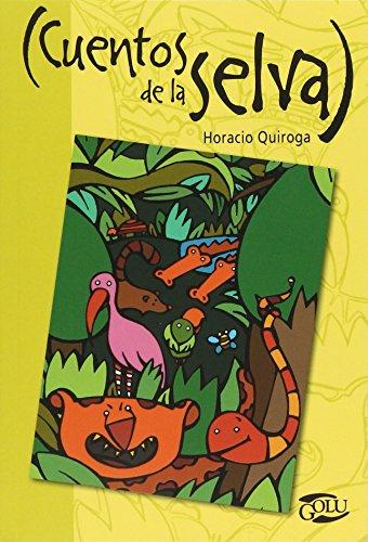 9789501323337: Cuentos de la selva