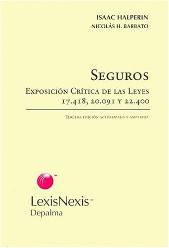 9789501419252: Seguros (Spanish Edition)