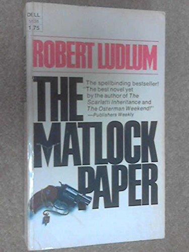 9789501501131: El Desafio De Matlock (Spanish Edition)