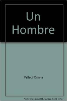 9789501501940: Un Hombre (Spanish Edition)
