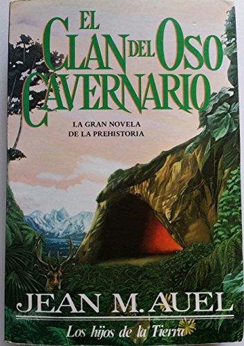 9789501506624: Clan del Oso Cavernario, El (Spanish Edition)